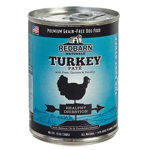Redbarn Turkey Pate Healthy Digestion Formula