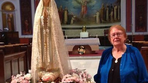 Sisters of Saint Dominic Host Our Lady of Fatima 100th Anniversary Celebration