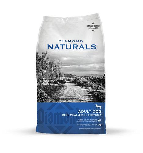 Diamond Naturals Beef & Rice Formula