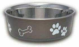 Loving Pet Bella Bowl Espresso