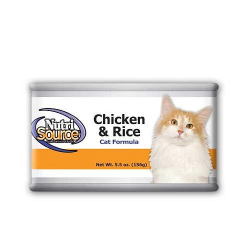 NutriSource Chicken & Rice