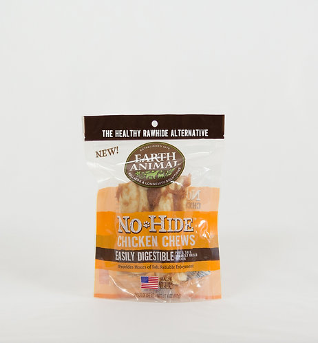 Earth Animal No Hide Chicken Chews 2-Pack