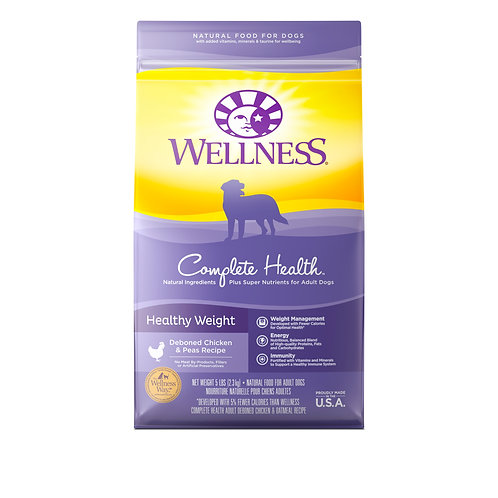 Wellness Complete Health Healthy Weight