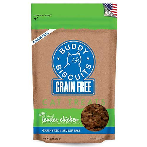 Buddy Biscuits Grain Free Tender Chicken