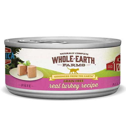 Whole Earth Farms Grain Free Turkey Pate