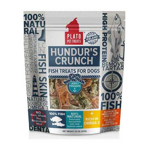 Plato Hundur's Crunch Fish Jerky Fingers