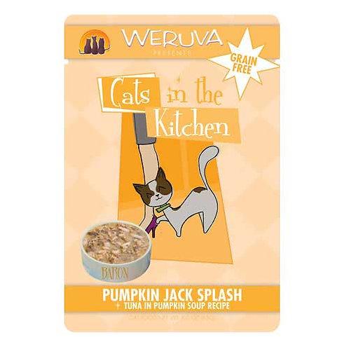 Weruva Cats in the Kitchen Pumpkin Jack Splash