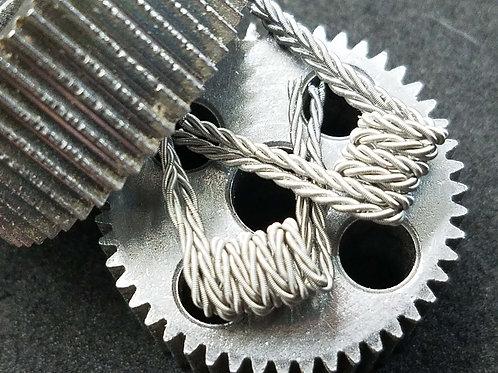 Micro Clapton Zipper