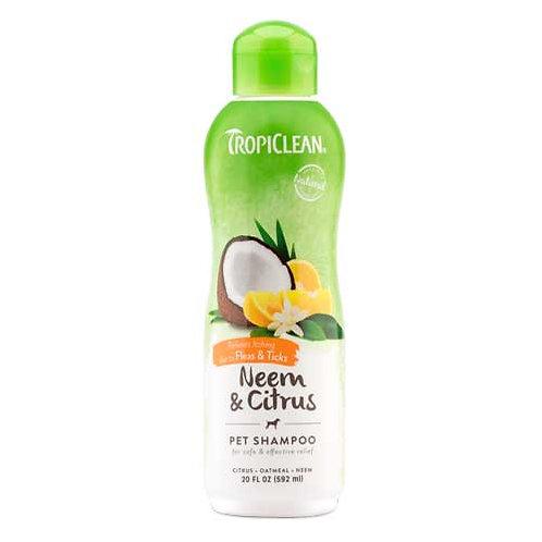 Tropiclean Neem & Cirtus Shampoo
