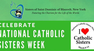 Sisters of Saint Dominic of Blauvelt To Celebrate National Catholic Sisters Week 2018