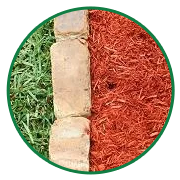Premium Red Mulch