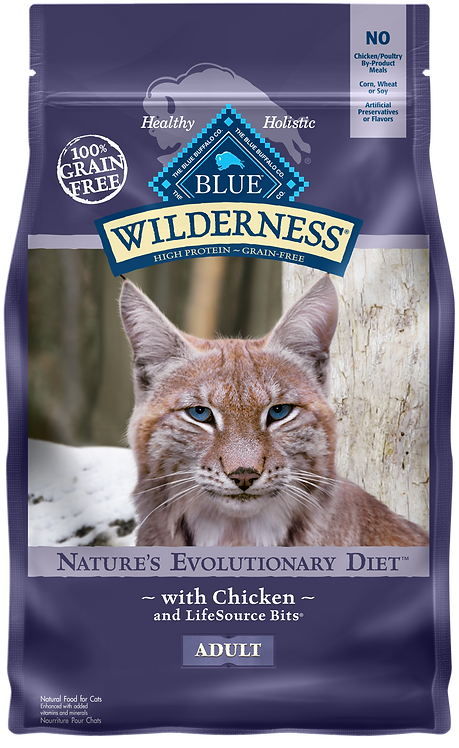Blue Wilderness Grain Free Chicken Adult