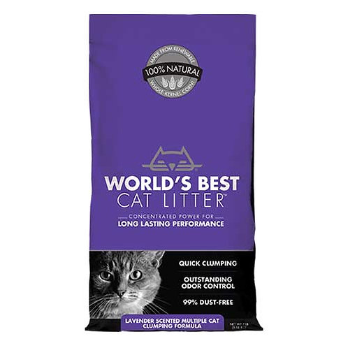 World's Best Litter Lavender