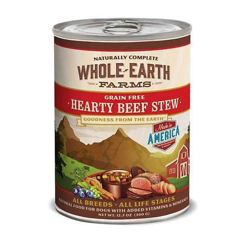 Whole Earth Farms Hearty Beef Stew Grain Free Recipe