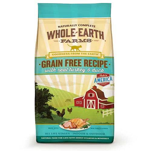 Whole Earth Farms Grain Free Turkey & Duck