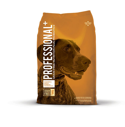 Professional Grain Free for Senior Dogs