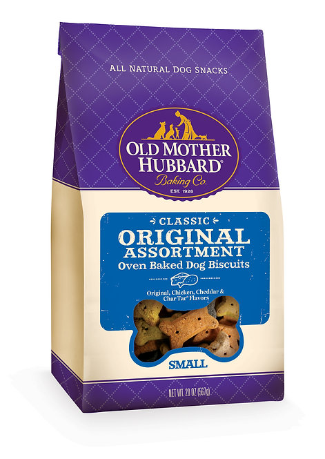 Old Mother Hubbard Assorted Small Biscuits