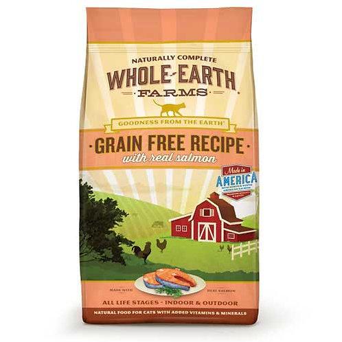 Whole Earth Farms Grain Free Salmon