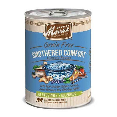 Merrick Smothered Comfort Grain Free Recipe