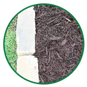 Premium Brown Mulch