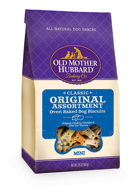 Old Mother Hubbard Assorted Mini Biscuits