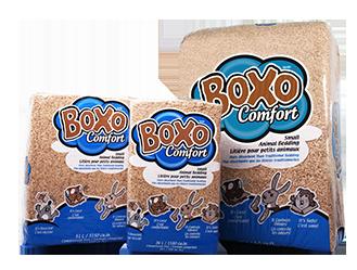 Boxo Comfort Bedding