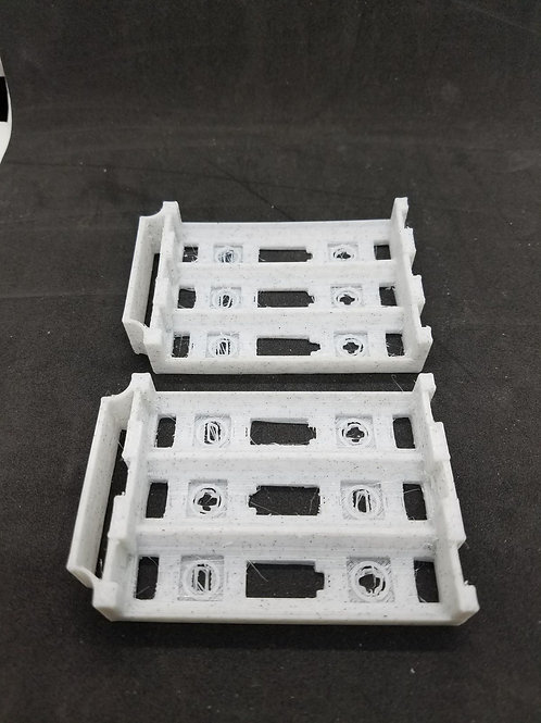 Triple Battery Sled-Series/Parallel