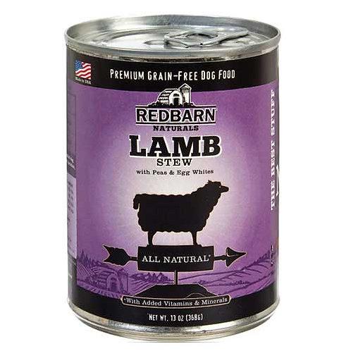 Redbarn Lamb Stew Grain Free Recipe