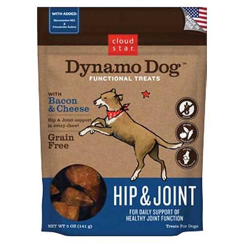 Cloud Star Dynamo Dog Hip & Joint Formula Bacon & Cheese