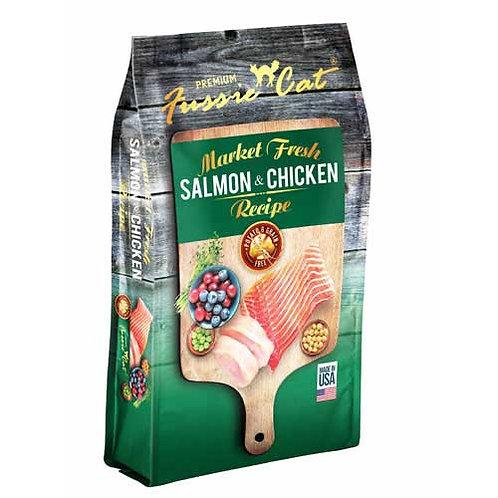 Fussie Cat Salmon & Chicken Recipe