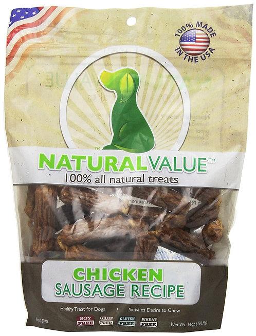 Loving Pet Natural Value Chicken Sausage