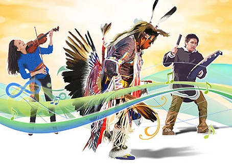 Fort York hires JRCPR for Aboriginal week festival!