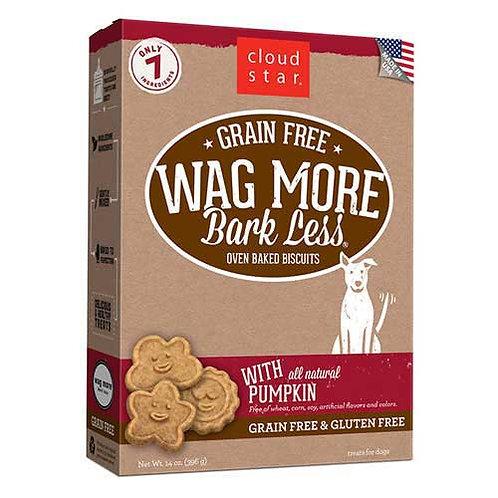 Wag More Bark Less Grain Free Pumpkin