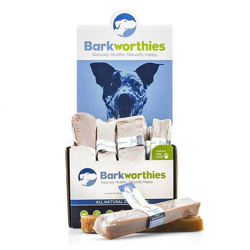 Barkworthies Big Cheese Chew