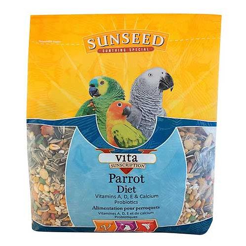 Vita Parrot Diet