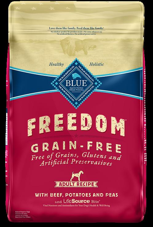 Blue Freedom Grain Free Beef