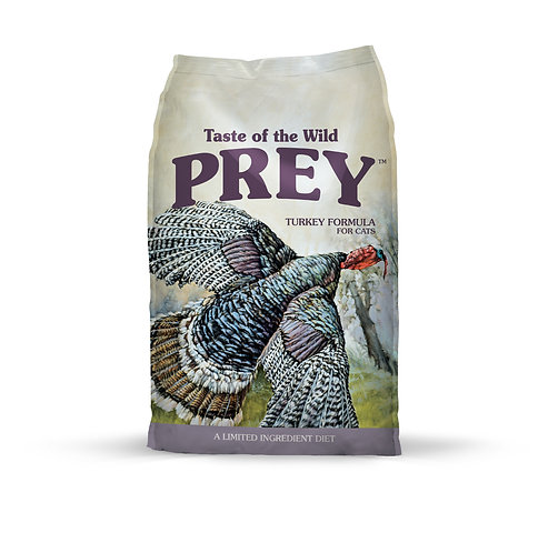 Taste of the Wild Prey Turkey Formula