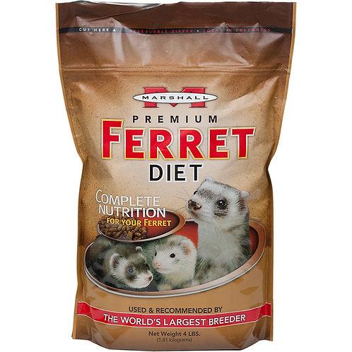 Marshell Premium Ferret Diet