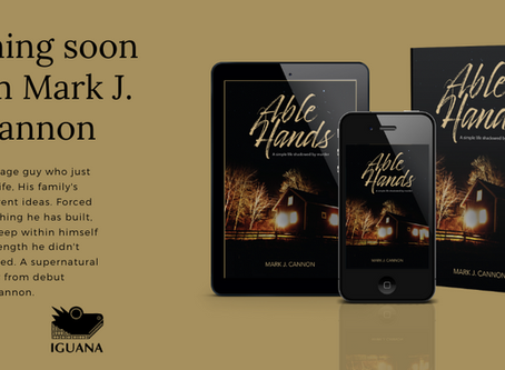 Able Hands will be available for pre-order on Dec. 18!