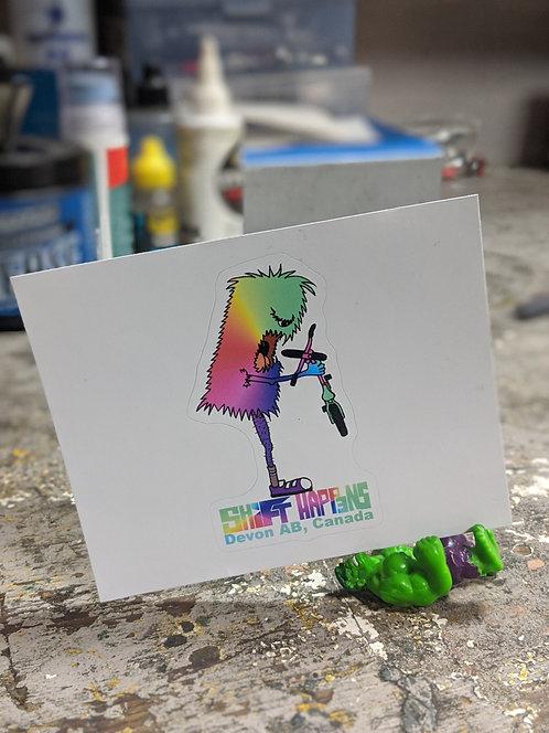 SHBR Sticker Pack