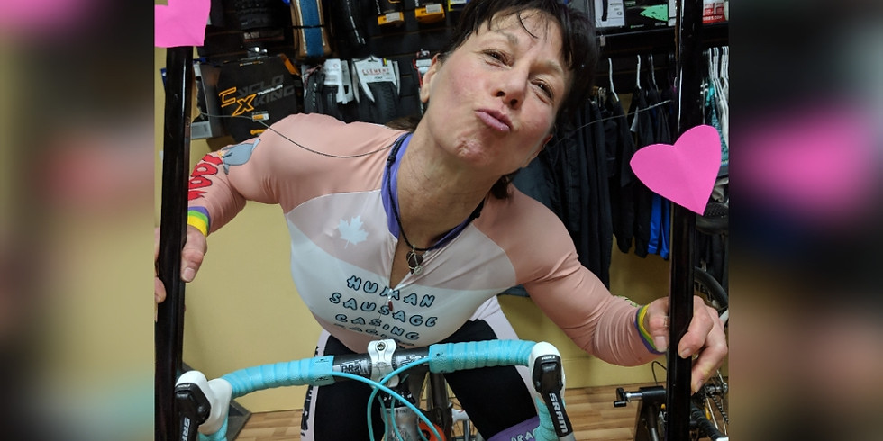 Give'r ShiFt - Spin Classes - 8 Weeks