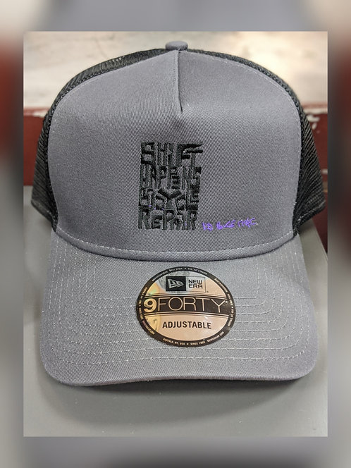 SHBR I'd Bike That - Snap Back Trucker Hat