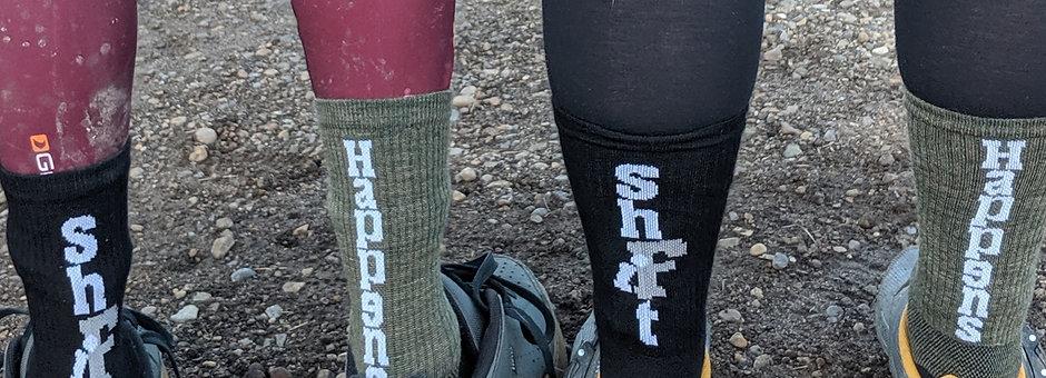 ShiFt Happens Socks