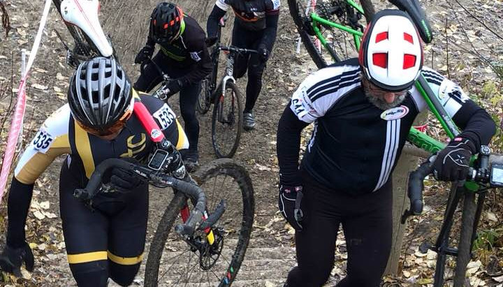 Devon AB, has history with Cyclocross.