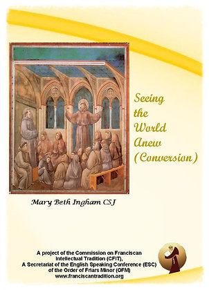 Seeing the World Anew (Conversion) -Ingham