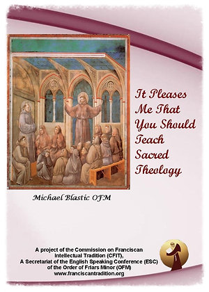 It Pleases Me that You Teach Theology -Blastic