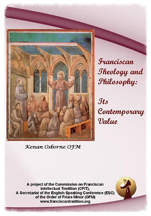 Franciscan Theology & Philosophy