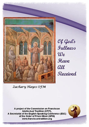 Of God's Fullness We Have All Received -Hayes