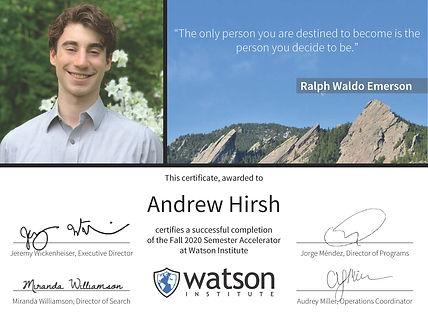Watson Certificate - Andrew Hirsh.jpg