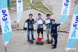 SkyEye Drone Racing Winners